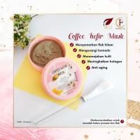 Cofee Kefir Mask SR12 Masker Kopi Kecantikan