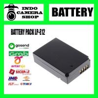 Baterai FOR Canon EOS M10 EOS M EOS 100D Camera Lp-E12