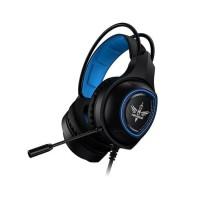 TERBARU!! Headset Gaming NYK Jugger HS-M01 Free Splitter Audio