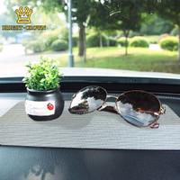 Anti slip Mobil anti licin Dash mat / tatakan meja / Home interior - 20X30CM