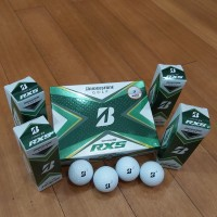 Stick Golf Bridgestone Tour B RXS Ball 2020 Edition Reactiv