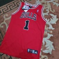 jersey nba basket chicago bulls rose kawe grade ori. sz 48