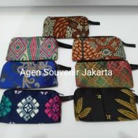 Souvenir Dompet Batik kemas plastik
