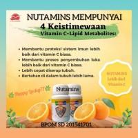 VITAMIN C NUTAMINS PUREWAYS C500