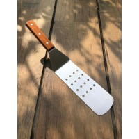 S/S Slotted Spatula 805 (L) (Pol-030120) / Sodet Stainless