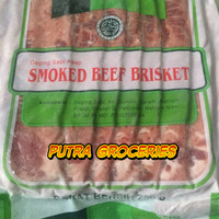 Smoked Beef Brisket 250gr | Aroma Beef Bacon
