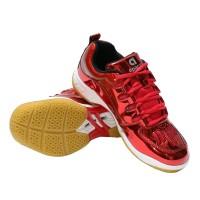 Sepatu Badminton Apacs Original Sp600 Red