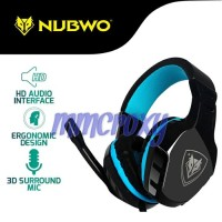Nubwo No.3000 - Headset Gaming Sport Edition