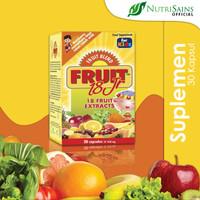 Fruit 18 Jr 30 Kapsul