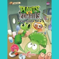Educomics Plants Vs Zombies : Eksperimen Seru