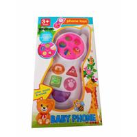 Mainan Telepon Musik Baby Phone Toys