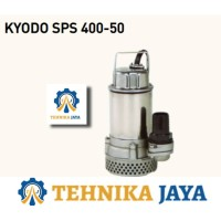 """Pompa Air Celup KYODO SPS 400-50 Water Pump Submersible Pump 2"""" (50mm)"""