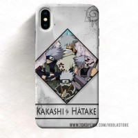 kakashi hatake (12) Casing iphone xs 11 8 7 plus pro max case