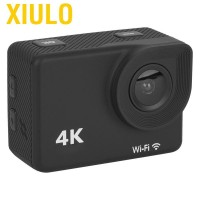 Xiulo 4K HD Action Camera Underwater 30M Waterproof WiFi Sport Video