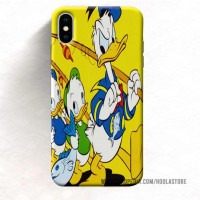 donald_duck (12) Casing iphone xs 11 8 7 plus pro max case