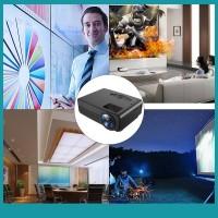 Bs Proyektor Projector Nirkabel Bioskop Teater Film Rumah