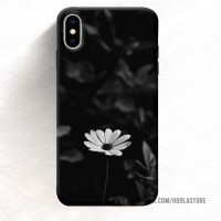 flower (12) Casing iphone xs 11 8 7 plus pro max case