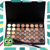 Banggood 40 Colors Mini Eye Shadow Palette Set Kit Glitter Upstart