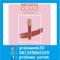 GLANZ Lip & Cheek Cream Brownies