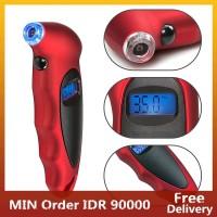 +_+ LCD Digital Tire Air Pressure Gauge Meter for Tire Pressure