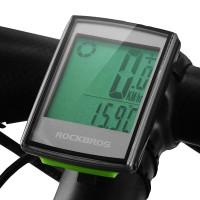 Aksesoris Sepeda ROCKBROS BC18 2.2in Wireless Bike Bicycle Computer