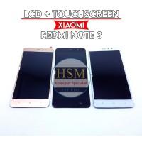 LCD TS XIAOMI REDMI NOTE 3 FULLSET + TOUCHSCREEN