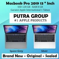"""Macbook Pro 2019 MUHN2 Grey 13"""" inch , 128GB , 8GB - MUHQ2 Silver 128"""