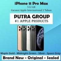 (DUAL SIM) iPhone 512GB / 512 11 Pro Max Gold Green Silver Grey / Gray