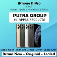 (DUAL SIM) iPhone 64GB / 64 11 Pro Gold - Green - Silver - Grey / Gray