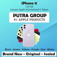 (DUAL SIM) iPhone 128GB / 128 11 - Black Green White Yellow Purple Red