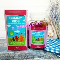 WELLNESS GUMMY KIDS 70 / Multivitamin anak / 70 Gummy Bears