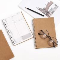 Buku Harian / Buku Catatan / Book Edisi Daily Plan
