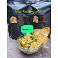 Keripik Kentang Asli Potalo Snacks - Seaweed Potato Chips