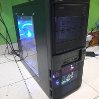 Pc gaming Design Intel Core i7 930 2.8ghz Ram 8gb vga 2GG Gt730