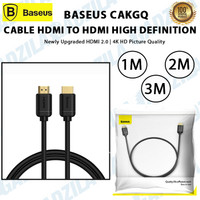 BASEUS CABLE HIGH DEFINITION SERIES KABEL HDMI TO HDMI ADAPTER TV 4K