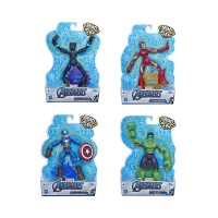 Marvel Action Figure Avengers Bend And Flex