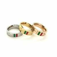 Cincin Stainless Gucci Premium Import