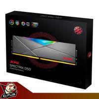 RAM PC Adata XPG Spectrix D50 16GB RGB (2x8GB) DDR4 3200MHz