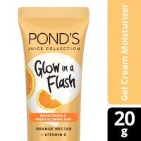 Ponds Juice Collection Moisturizer Orange Nectar + Vit C 20G