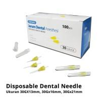 Dental Anesthesi Needle 30G OneMed box 100pcs