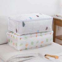 Tempat Penyimpanan Bed Cover Pakaian Storage Bags Multifunction
