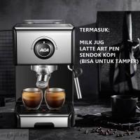 Mesin Kopi ACA KF0062 ES12A Espresso Coffee Maker