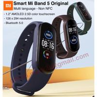 Xiaomi mi band 5 miband5 non NFC original