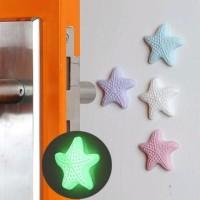 Anti bentur pintu ke dinding bentuk bintang laut