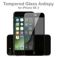 ANTISPY Tempered Glass Full Cover iPhone SE 2020 / SE2 / 7 / 8