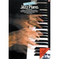 Buku Piano Improvising Jazz