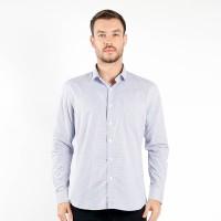 Edwin Jeans Kemeja Formal Pria EF-01-L/S Lengan Panjang