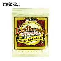senar gitar akustik Ernie ball Earthwood Medium Light
