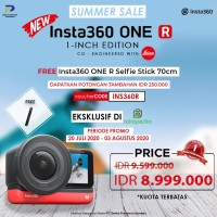 Insta360 ONE R 1 INCH EDITION - Action Cam Insta360 One R 1 Inch