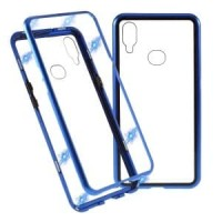 F7 Oppo PREMIUM MAGNETIC Glass Case Casing 2in1 Magnetik Cover Kaca